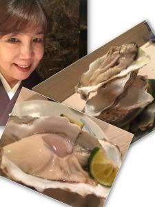 今美味しい関門海峡の牡蠣|喜一